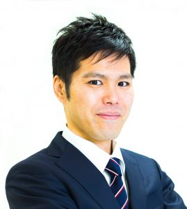 代表 安藤 智洋(あんどう とひろ)